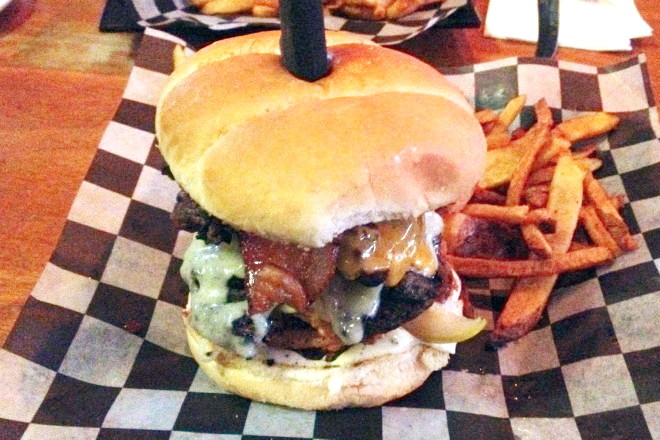 photo of Handyman Burger from The Abbey, Providence, RI