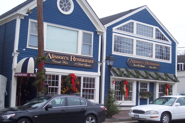 photo of Alisson's Restaurant, Kennebunkport, ME