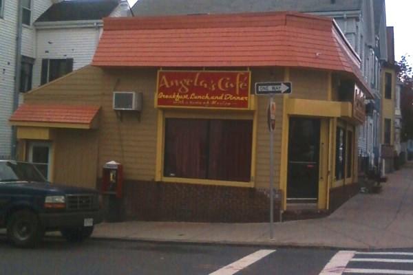 Angela S Cafe East Boston Ma