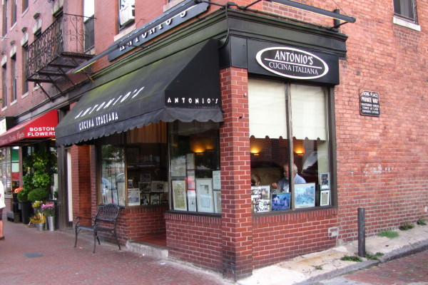 Photo of Antonio's Cucina Italiana, Boston, MA