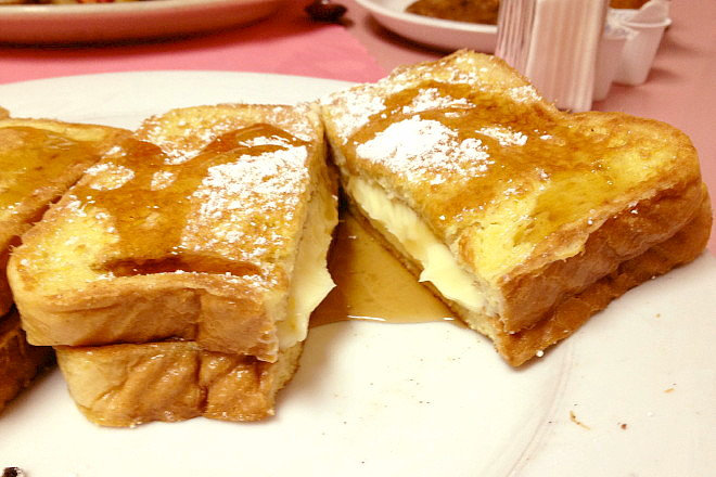 photo of Bavarian French toast from Ashley's, Braintree, MA