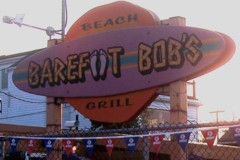 photo of of Barefoot Bob's Beach Grill, Hull, MA