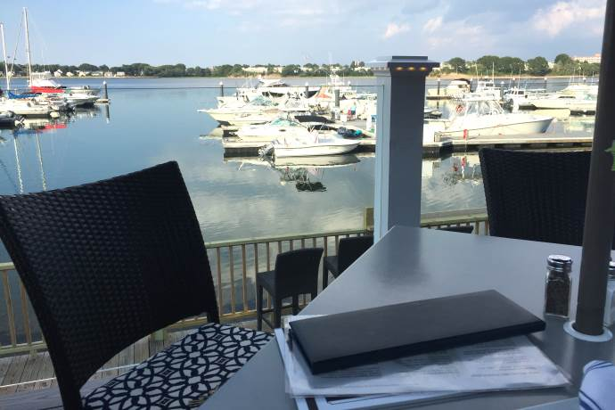 Photo of Bay Pointe Waterfront Restaurant, Quincy, MA