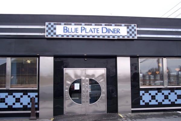 Photo Blue Plate Diner Middletown Ri Boston S Hidden