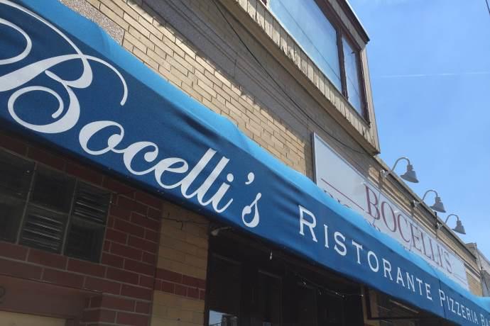 Bocelli S Restaurant And Pizzeria Medford Ma Boston Hidden Restaurants