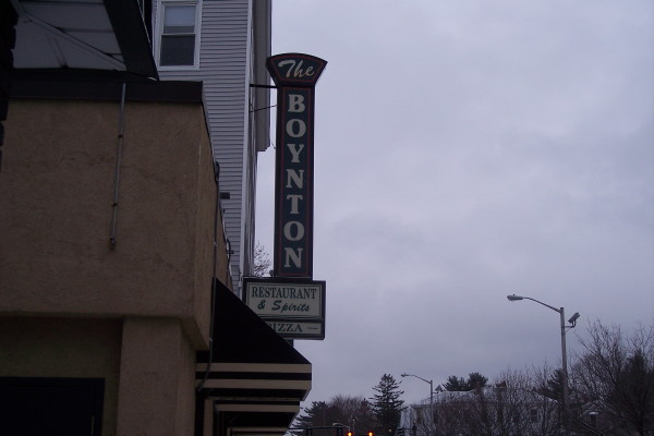photo of Boynton Restaurant, Worcester, MA