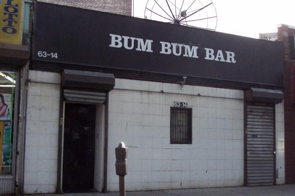 Hotels In Boston >> Ten Funny Restaurant Names/Signs: Bum Bum Bar, Queens, NY