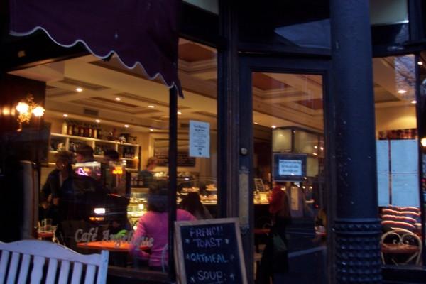 Cafe Angelique New York Ny