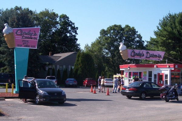 photo of Cindy's Drive-In, Granby, MA