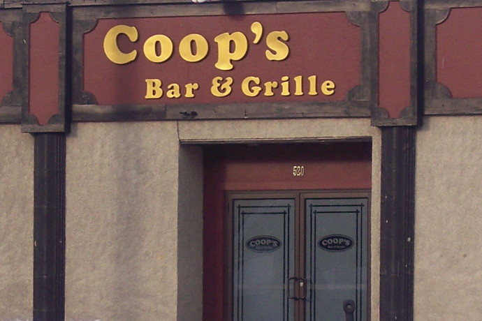 photo of Coop's Bar and Grille, Quincy, MA