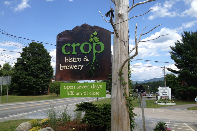 Crop Bistro And Brewery Stowe Vt Photo From Bostons Hidden