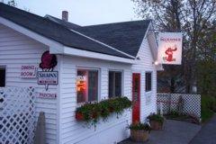 Photo of the Docksider Restaurant, Northeast Harbor, Maine
