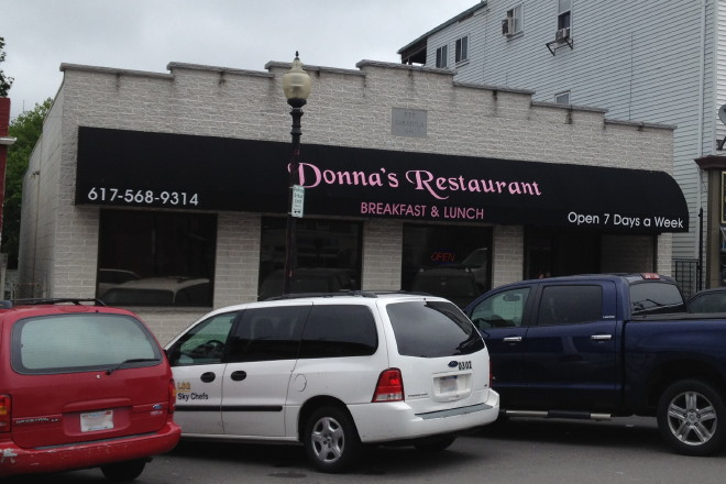 Photo of Donna's Restaurant, East Boston, MA
