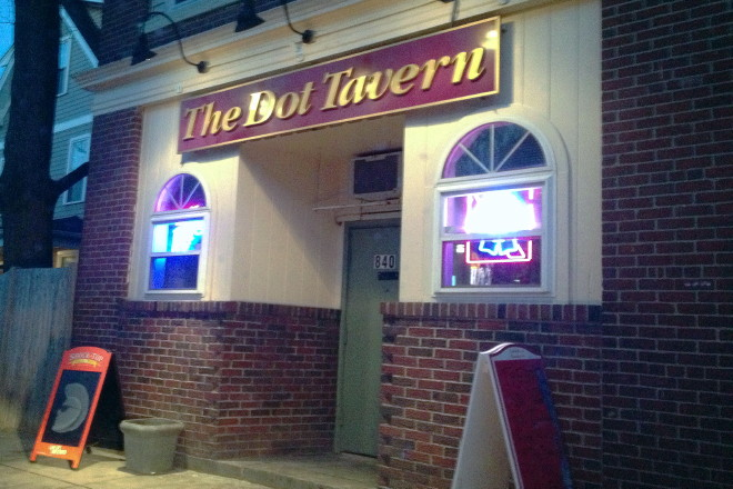 photo of the Dot Tavern, Dorchester, MA
