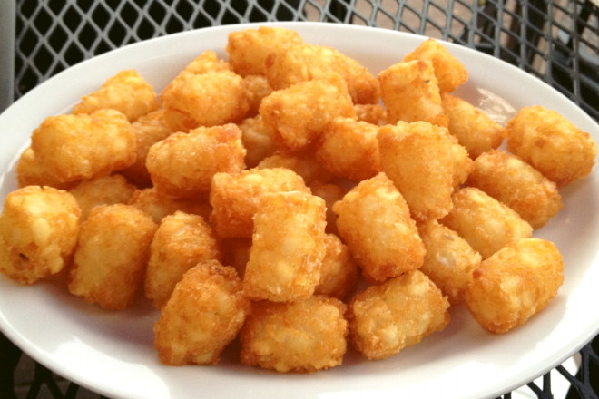 photo of potato puffs from Doyle's Pub and Grill, Brockton, MA