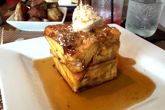 photo of Brioche French Toast Squares from The Farmer's Daughter, North Easton, MA
