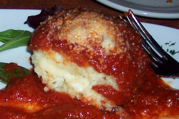 photo of arancini from Fiorella's, Newton, MA