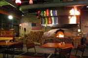 photo of the Flatbread Company, Somerville, MA