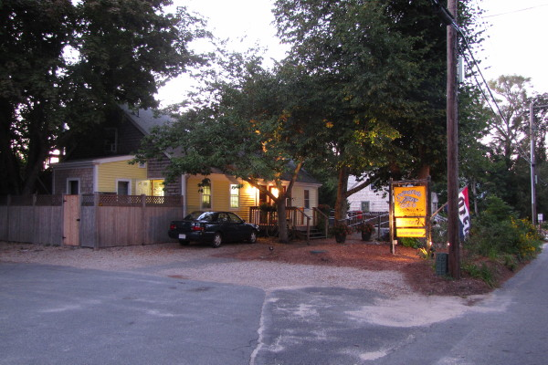 Photo of the Flying Fish Cafe, Wellfleet, MA (Cape Cod)