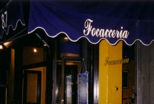 Photo of Focacceria, Greenwich Village, NY