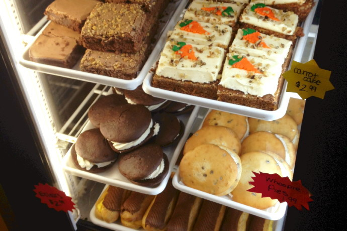 photo of pastries from Gennaro's Eatery, Quincy, MA