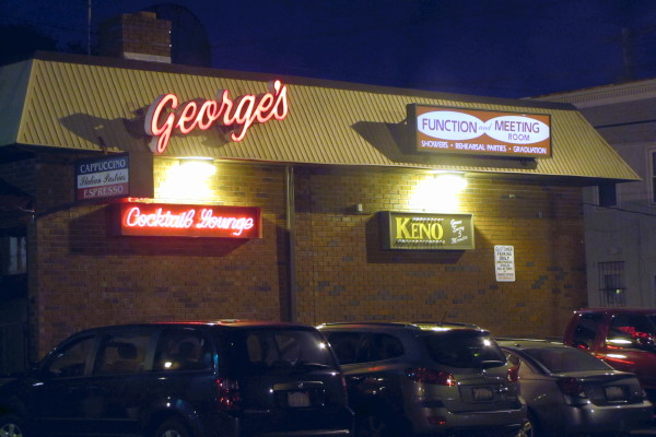 photo of George's Cafe, Brockton, MA
