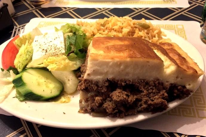 Greek Restaurant Mass Ave Cambridge Ma