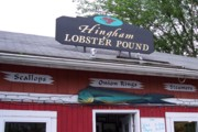 photo of the Hingham Lobster Pound, Hingham, Massachusetts