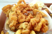 Photo of fried clams from Kool Kone in Wareham, MA