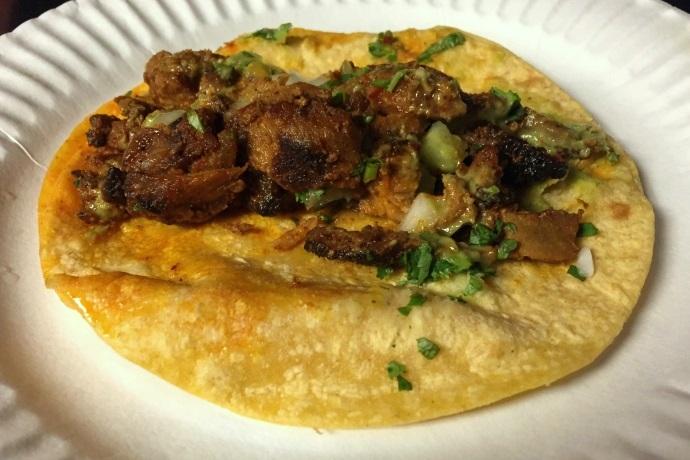 Mexican Street Food Arlington Ma