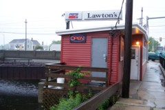 Photo of Lawton's, a hot dog stand in Lawrence, MA