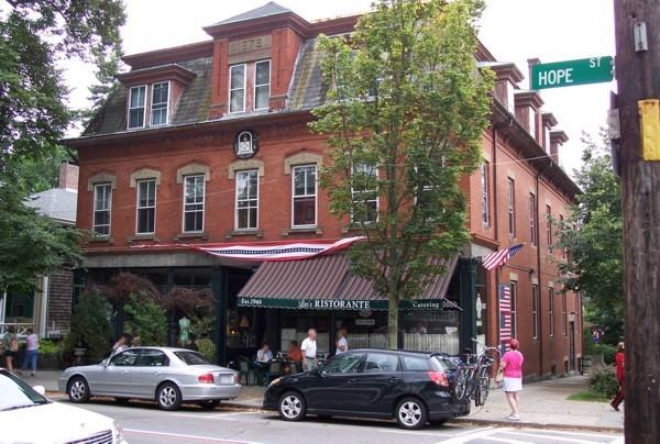 Bristol Rhode Island Food Restaurants
