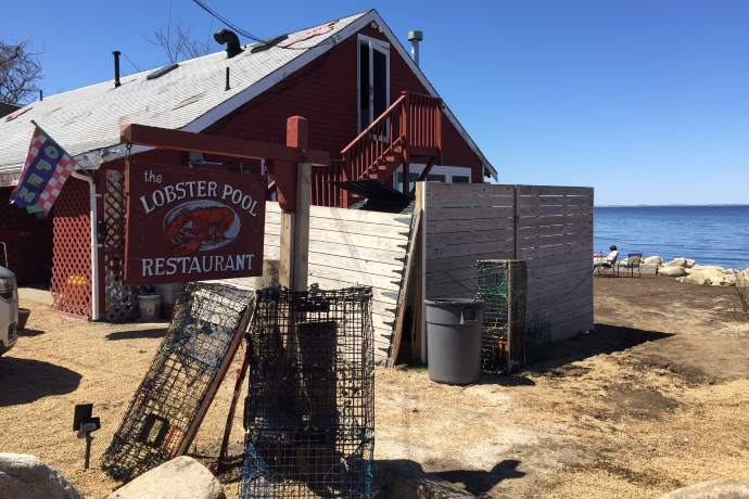 Photo Of The Lobster Pool Restaurant In Rockport Ma