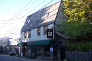photo of the Lompoc Cafe, Bar Harbor, Maine