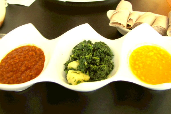 photo of Addis Combo from Lucy Ethiopian Cafe, Boston, MA