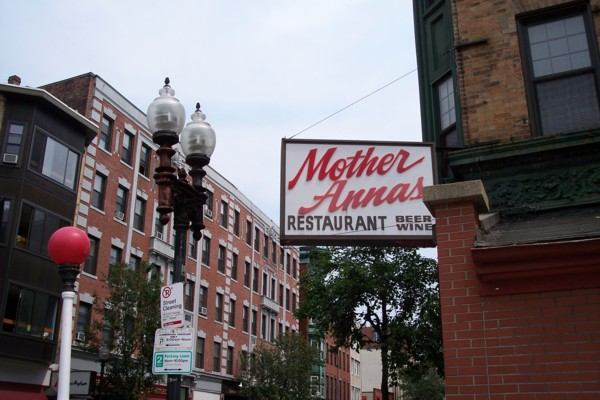 Mother Anna S Restaurant