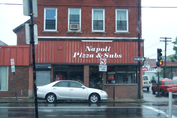 photo of Napoli Pizza, Lawrence, MA