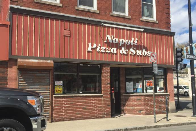 Napoli Pizza Subs Lawrence Ma Boston S Hidden Restaurants