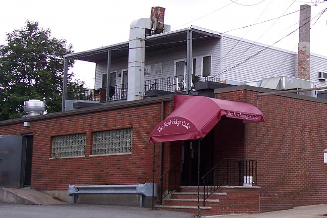 photo of the Newbridge Cafe, Chelsea, MA
