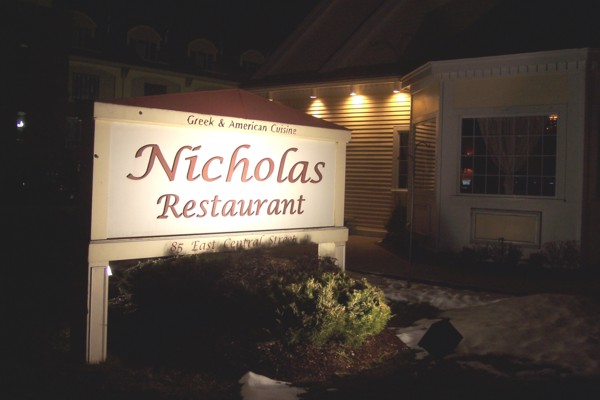 Photo of Nicholas Restaurant, Natick, MA