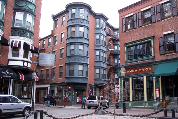 Italian Restaurants North End Boston