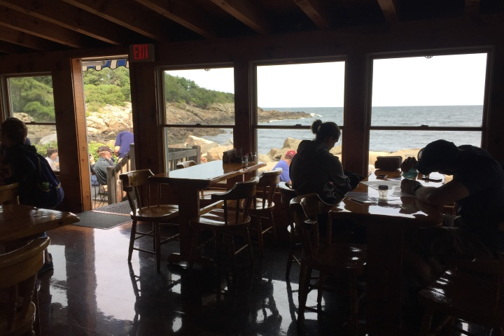 Fifteen More Restaurants And Bars In Scenic Locations In New England