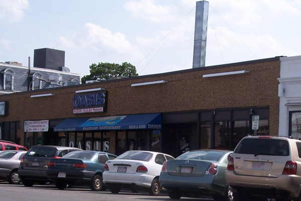 Photo Of Oasis Restaurant Medford Ma