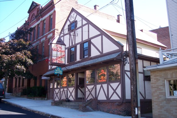 Restaurants Off  North Massachusetts