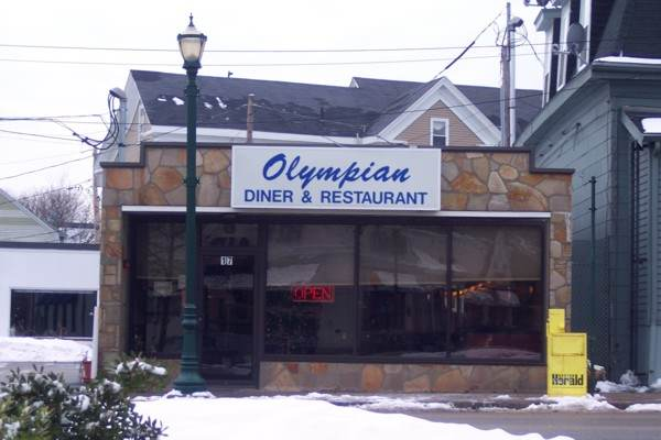 Photo of the Olympian Diner and Restaurant, South Braintree, MA