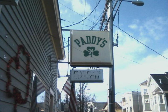 photo of Paddy's Lunch, Cambridge, MA