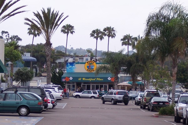 Photo Of Pipes Cafe Cardiff By The Sea California Return To Entry In Boston Restaurant Blog June 2006