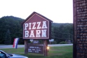 photo of the Pizza Barn, Center Ossipee, NH