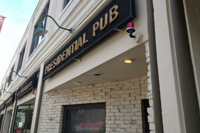 photo of Presidential Pub, Quincy, MA