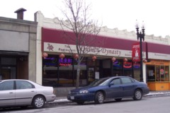 Chinese Food Quincy Dynasty